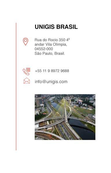 direccion de brasil unigis