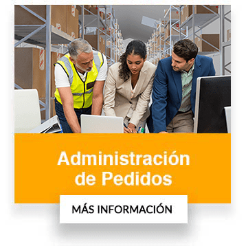 gestion y administración de pedidos