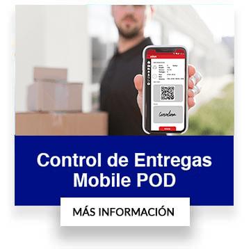 control de entregas, confirmación de entregas