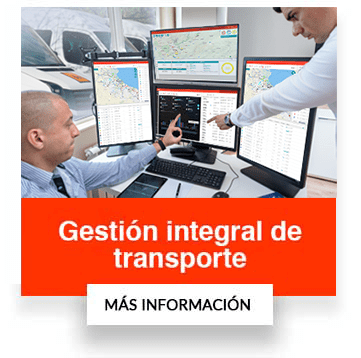 gestion integral de transporte